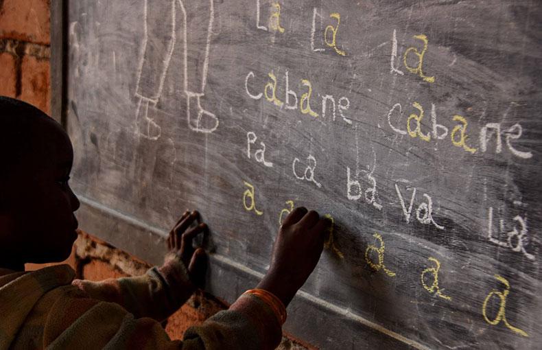 Escuela Preescolar Camerun