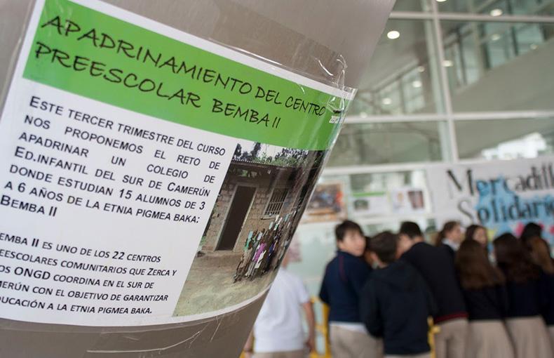 Mercadillo Solidario - Día del Libro