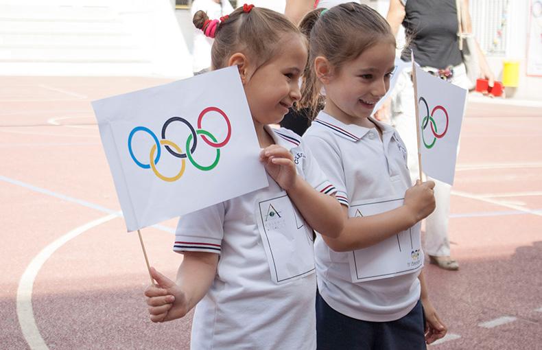 Aventura Olímpica Ábaco
