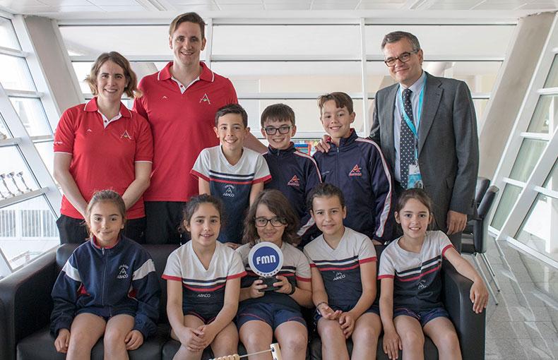 Club de Natación Ábaco Trofeo San Isidro