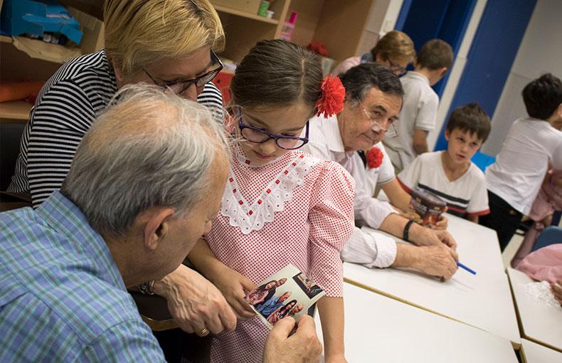 San Isidro en Educación Primaria