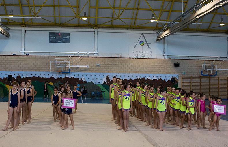 Competicion Gimnasia Rítmica