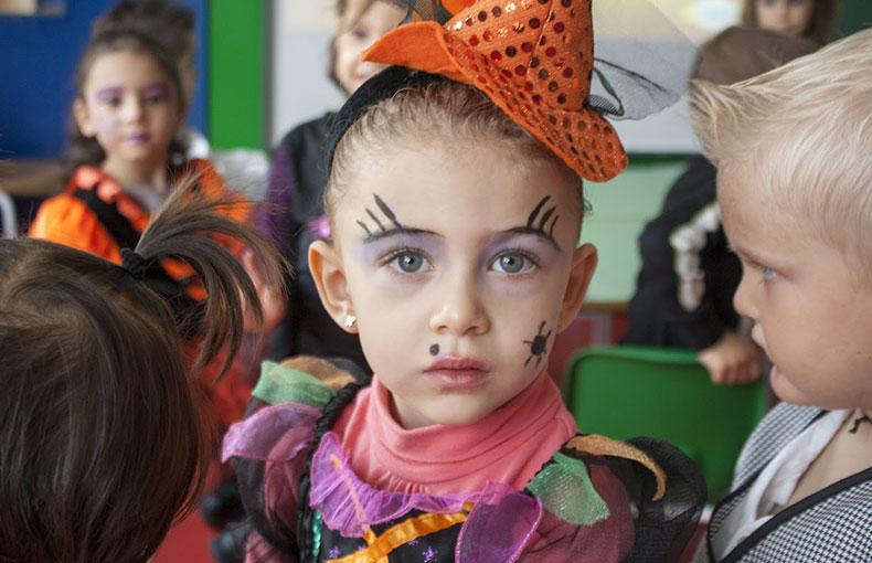 halloween educativo disfraz
