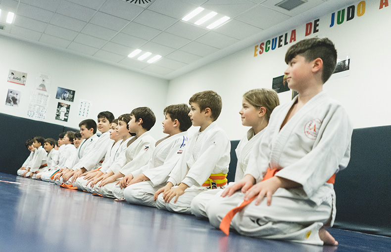 escuela de judo abaco