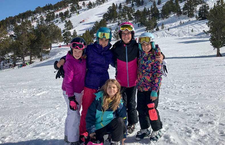 Viaje de esquí 2019