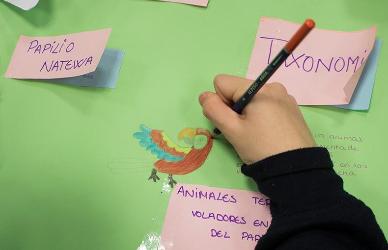 Proyecto Educativo Biología