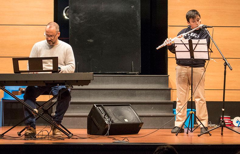 Escuela de Música Ábaco Flauta