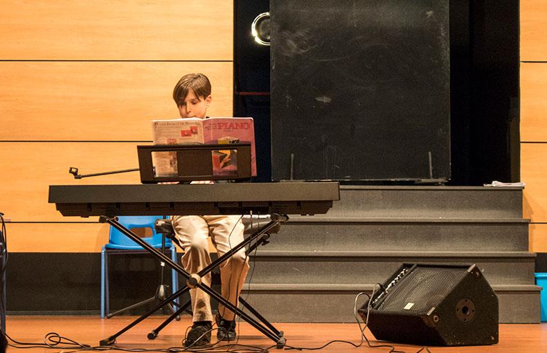 Escuela de Música Piano