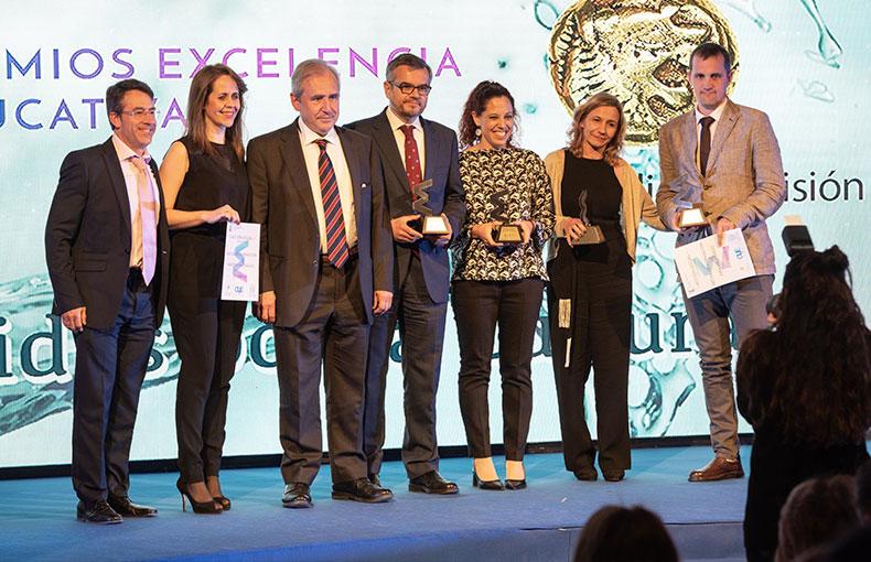 Premios Educación Colegio Ábaco