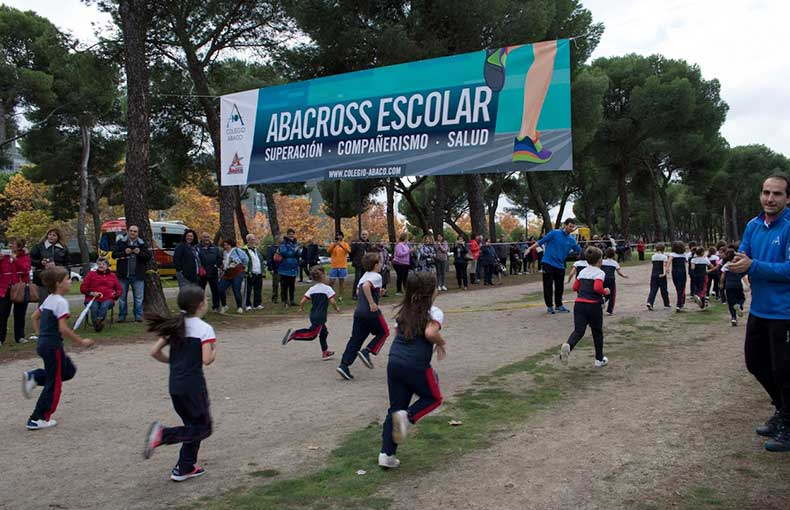 AbaCross Escolar 2018
